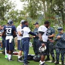 Seahawks and Navy